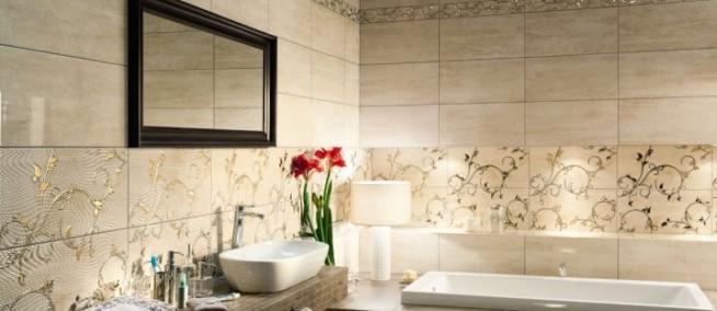 Мебель для ванной комнаты в разных стилях